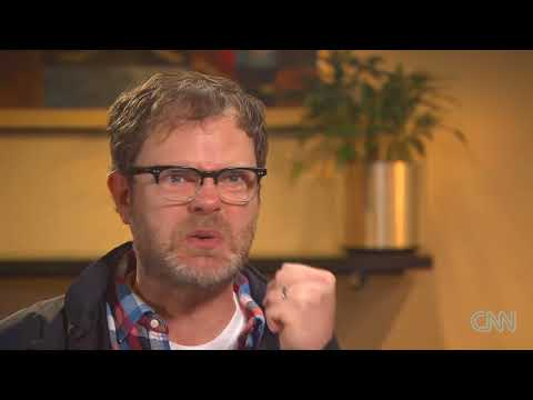 Rainn Wilson: 'The Office' had to end