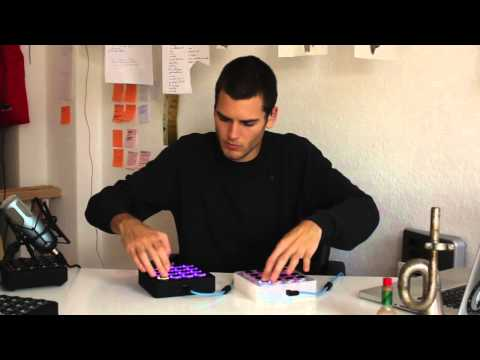2 handed midi fighter madness - Mad Zach LOGIHECK Pack