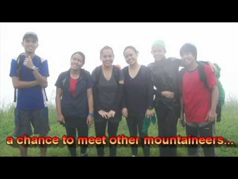 Compass Inc day hike @ Mt.Sembrano