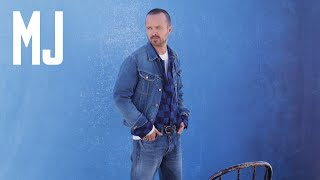 Behind the Scenes With Aaron Paul