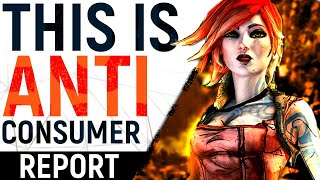 WOW... | The Borderlands 3 COVERUP - Publisher 2K GAMING Reviews & HIDING Issues From Customers!