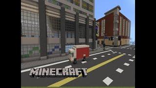 Minecraft: Delivery truck tutorial