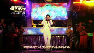 Saturday Night Fever The Musical Trailer