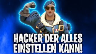 HACKER KANN ALLES EINSTELLEN! 💀 | Fortnite: Battle Royale
