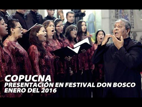 Micro: Coral Polifónica COPUCNA en el Festival Don Bosco (CARACAS)