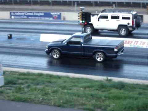Turbocharged 2.2L Chevy S10