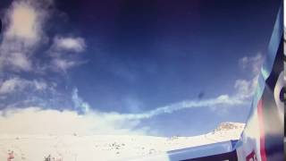 Cable Cam Accident Ski Word Championship 2017 at St. Moritz/ Swuiss