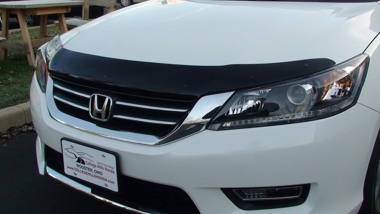 Episode 245 9th Gen Honda Accord Sedan Air Deflector