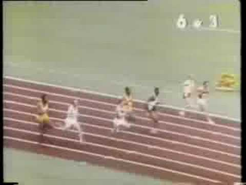 1972 Olympic Games 100m Men