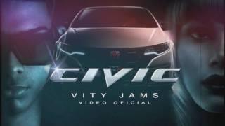 HONDA CIVIC - VITY JAMS (AUDIO OFICIAL)