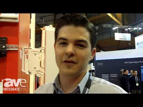 Integrate 2016: ETC Features the Irideon FPZ Architectural Display LED Profile
