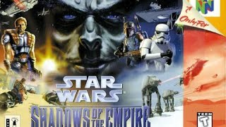 Full Game Star Wars Shadows of The Empire N64