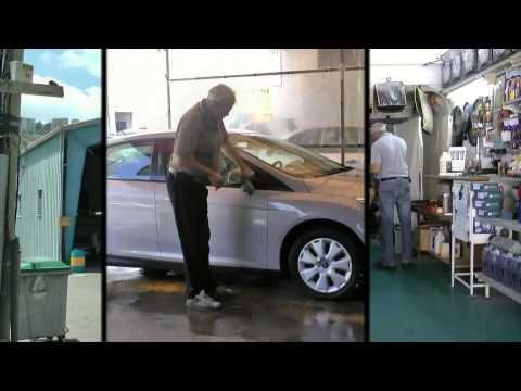 Клип бизнеса по полировки машин