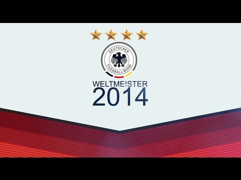 Germany Champion FIFA World Cup 2014 : Interlute Design