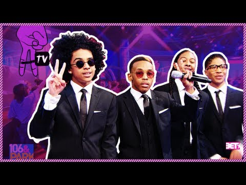 Mindless Behavior on 106andPark Part 1 - Mindless Takeover Ep 74