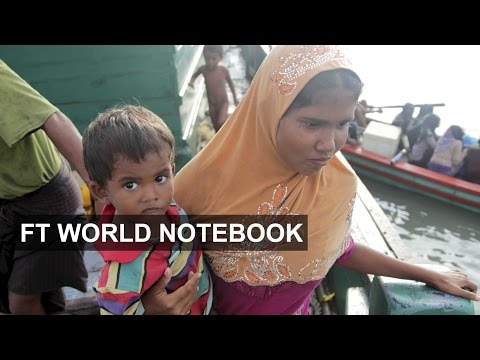 A humanitarian crisis that has left thousands of Rohingya migrants stranded at sea prompted a temporary offer of refuge from Malaysia and Indonesia. However, the problem of people smuggling is far from being resolved. The FT\'s Michael Peel reports.  For more video content from the Financial Times, visit http://www.FT.com/video  Subscribe to the Financial Times on YouTube; http://goo.gl/vUQx5k Twitter https://twitter.com/ftvideo Facebook https://www.facebook.com/financialtimes