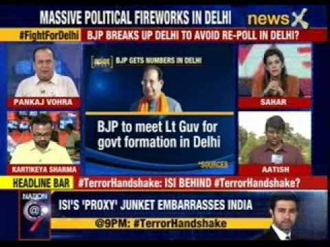 BJP ready to form Government in Delhi