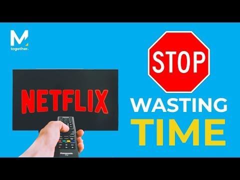 STOP KILLING TIME ► Motivational Video