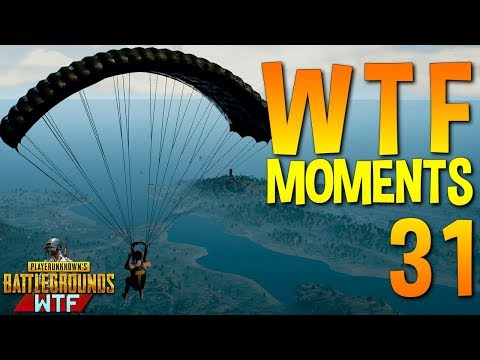 PUBG WTF Funny Moments Highlights Ep 31 (playerunknown's battlegrounds Plays)