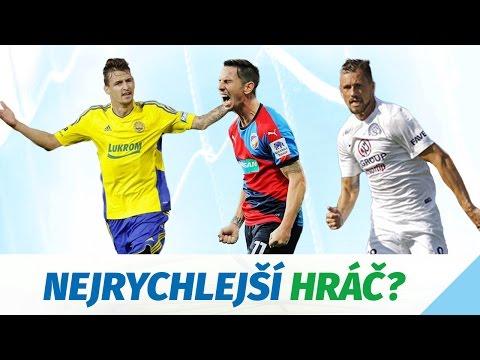 TOP hráči: Kdo je nejrychlejší hráč v lize?