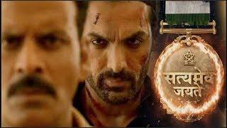Satyamev Jayate Trailer - John Abraham Promises To Eradicate Corruption