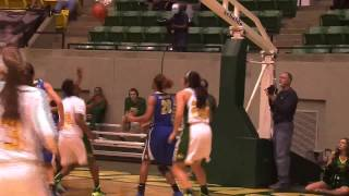 Golden Suns Basketball - Southern Arkansas Highlights
