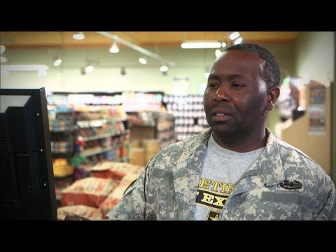 What Would You Do: A veteran cannot afford groceries