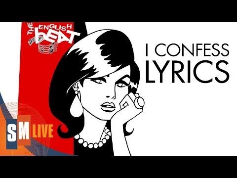 The English Beat - I Confess LYRICS HQ