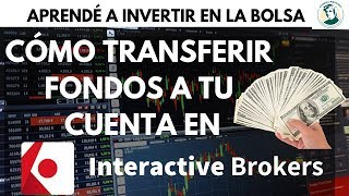 How to Use Interactive Brokers Platform to Place a Trade