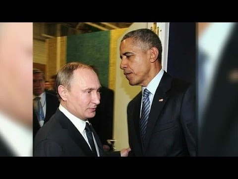 Obama and Putin fail to see eye to eye