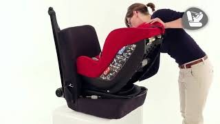 Maxi Cosi - How to Instal a Baby Car Seat