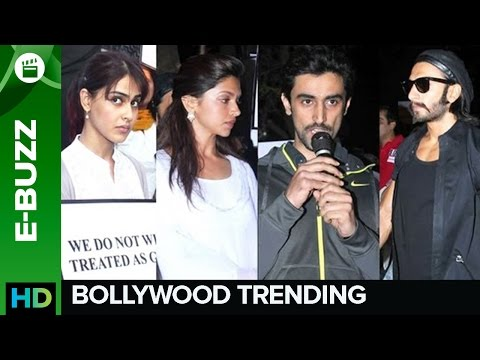 Bollywood Celebs Protest Against Delhi Gang Rape