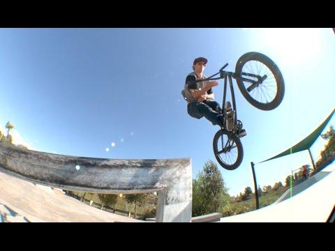 BMX - Garrett Reynolds' Street Style