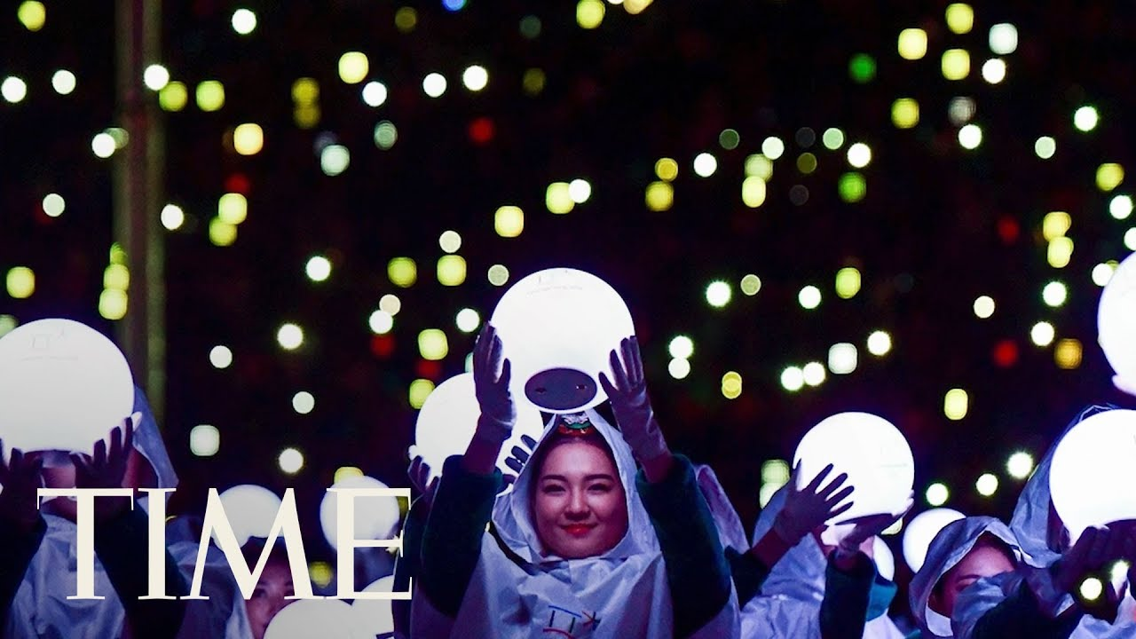 Martin Garrix, K-Pop & Other Highlights From The 2018 Winter Oympics Closing Ceremony | TIME
