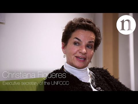 Christiana Figueres: A life's work