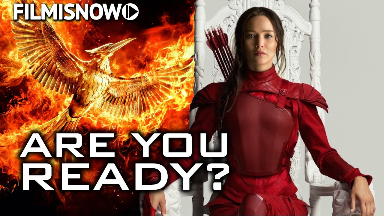 The Hunger Games: Mockingjay Part 2 - Are you Ready? [HD]