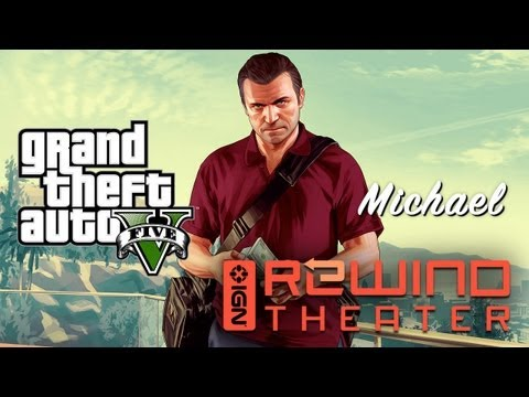 IGN Rewind Theater - Michael's GTA 5 Trailer