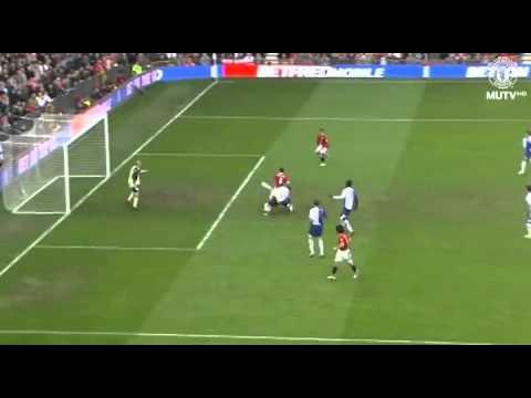 Ole Gunnar Solskjaer's final Reds goal