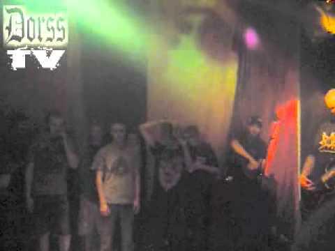 DORSEY SICK JOKER / Dorss TV   concert PURIFY  sam 24 oct 2009