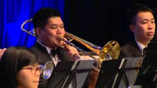 Saga Candida - WMC 2013 - The Hong Kong Symphonic Winds