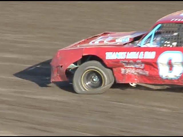 Bakersfield Speedway HEATS 7-13-13