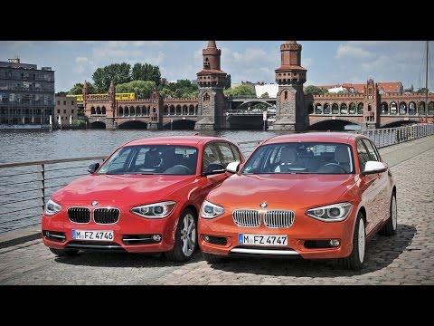 Обзор BMW 1 series (F20) 2011, часть 3