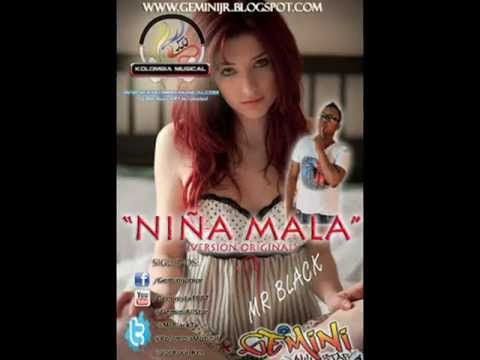 champeta niña mala (original)mr black EVOLUCIONANDO.wmv