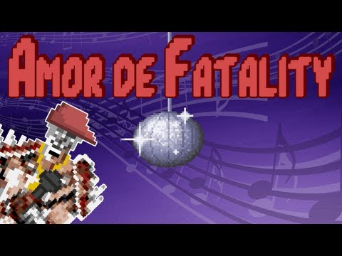 Amor de fatality - AlgunsBits [parodia]