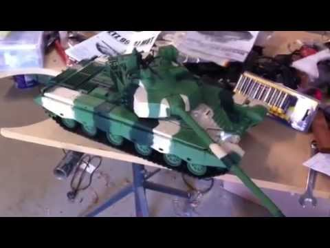 1/16 rc tank heng long