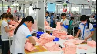 Garment factory setup procedure