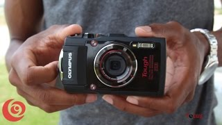 Olympus TG 4 hands on review