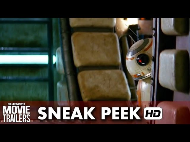 Star Wars: Episode VII - The Force Awakens Trailer 3 Sneak Peek (2015) HD