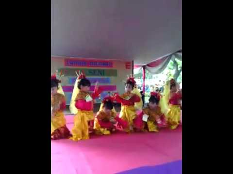Lomba Tari Anak Tk video
