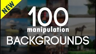 Top 100 Manipulation Backgrounds Free download by u2 studio